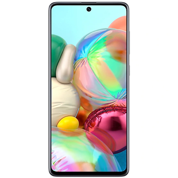 Смартфон Samsung Galaxy A71 Black (SM-A715FZKUSKZ)