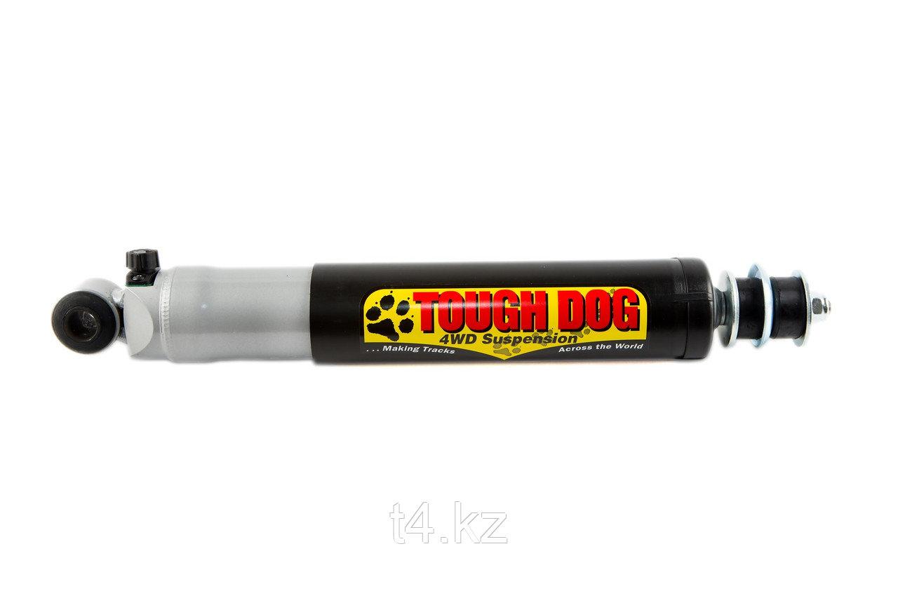 Toyota Prado 120 амортизатор задний усиленный с регулировкой жесткости - Tough Dog серия BM