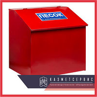 Ящик для песка ЯПР-0,12 куб (разборный)