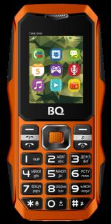 Мобильный телефон BQ-1842 Tank mini оранжевый