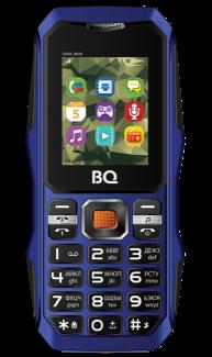 Мобильный телефон BQ-1842 Tank mini Темно-Синий