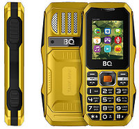Мобильный телефон BQ-1842 Tank mini желтый, фото 1