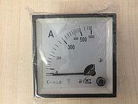 Амперметр, 500/5, SET