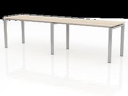 Письменный стол ТН312ТР-2х1+ТН312К-22, ТН314ТР-2х1+ТН314К-22, ТН316ТР-2х1+ТН316К-22