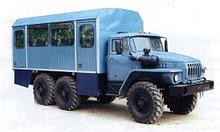 Вахтовый автобус Урал-4320