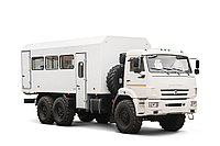 Вахтовый автобус Камаз-43118