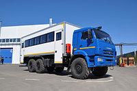 Вахтовый автобус Камаз-5350, 30 мест