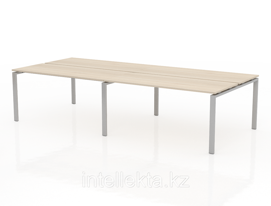 Письменный стол ТН312ТР-2х2+ТН312К-22, ТН314ТР-2х2+ТН314К-22, ТН316ТР-2х2+ТН316К-22