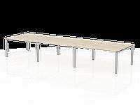 Письменный стол ТН312ТР-3х2+ТН312К-22, ТН314ТР-3х2+ТН314К-22, ТН316ТР-3х2+ТН316К-22