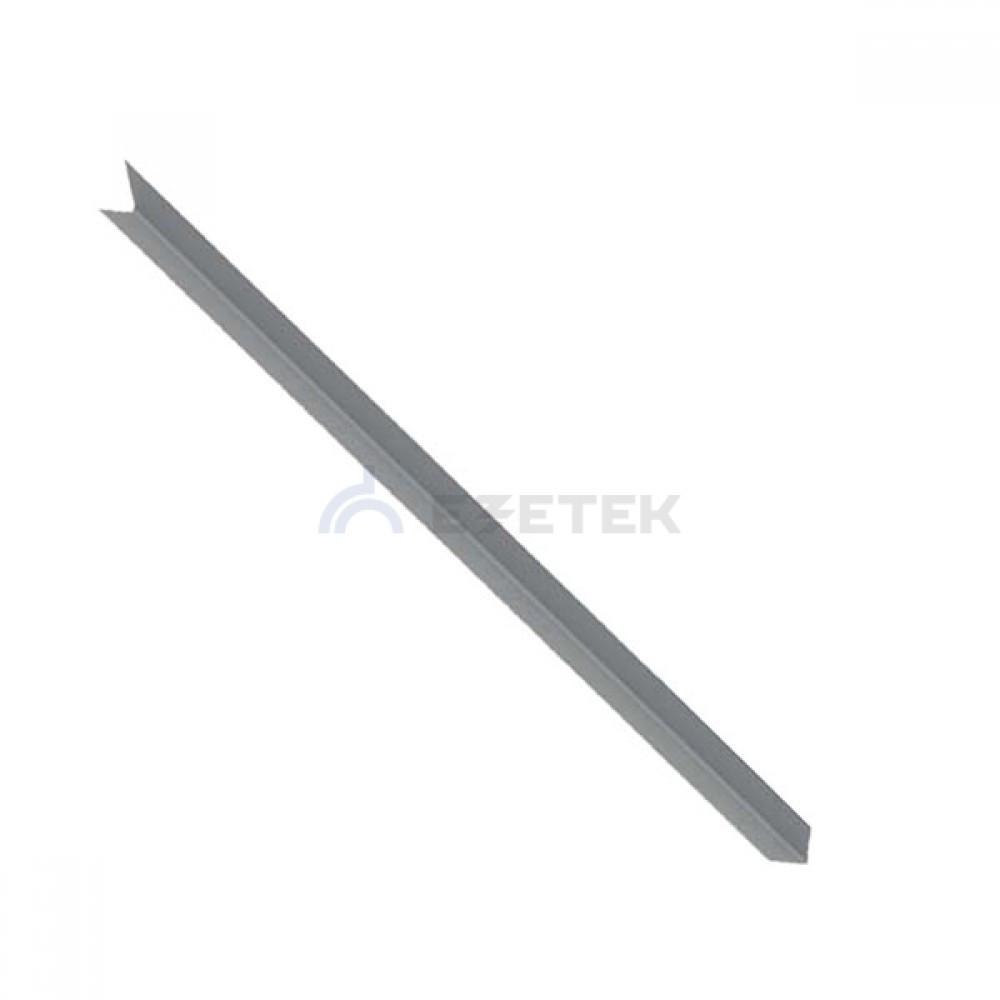 Уголок стальной оцинкованный для заземления 50х50х5 3 м