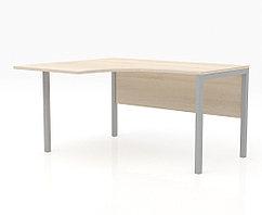 Письменный стол угловой  ТНУ310ГЗЛ+ТНУ314КЛ-22+ТН120ГЗ, ТНУ310ГЗЛ+ТНУ316КЛ-22+ТН160ГЗ