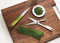 Ножницы кухонные Twin-Cut™ белые (Joseph Joseph, Англия)