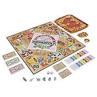 Настольная игра Монополия Hasbro Пицца
