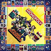 Монополия Моя геройская академия (англ. язык), фото 3
