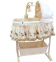 Кроватка - люлька Baby Mix LCP-PL501