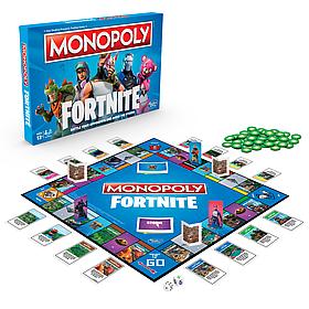 Монополия Фортнайт (англ.яз)