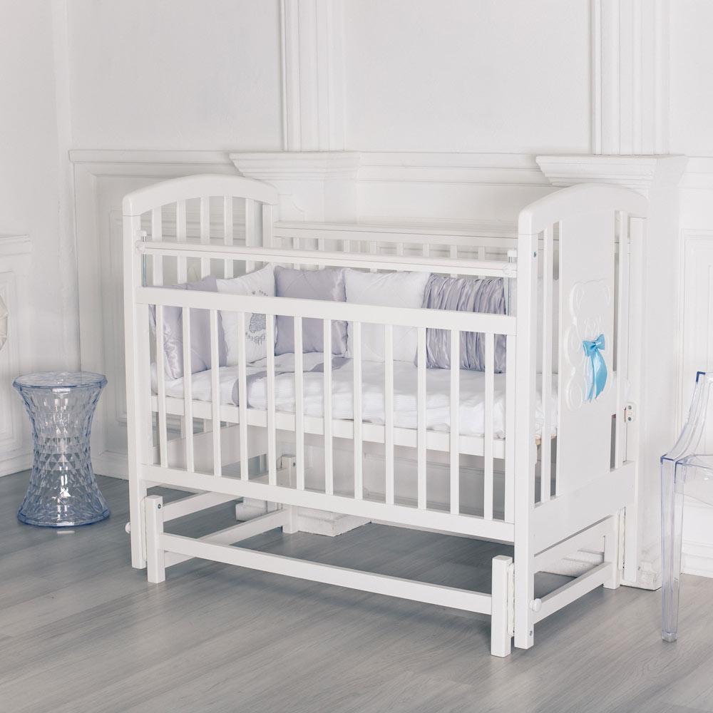 """Кровать детская Incanto """"HUGGE"""", (белый)"""