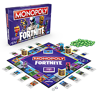 Настольная игра Монополия Hasbro Fortnite, фото 1