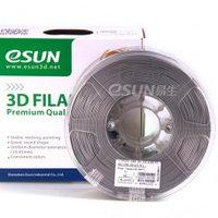 ESUN ABS+ SILVER (серебряный пластик) 1.75 мм