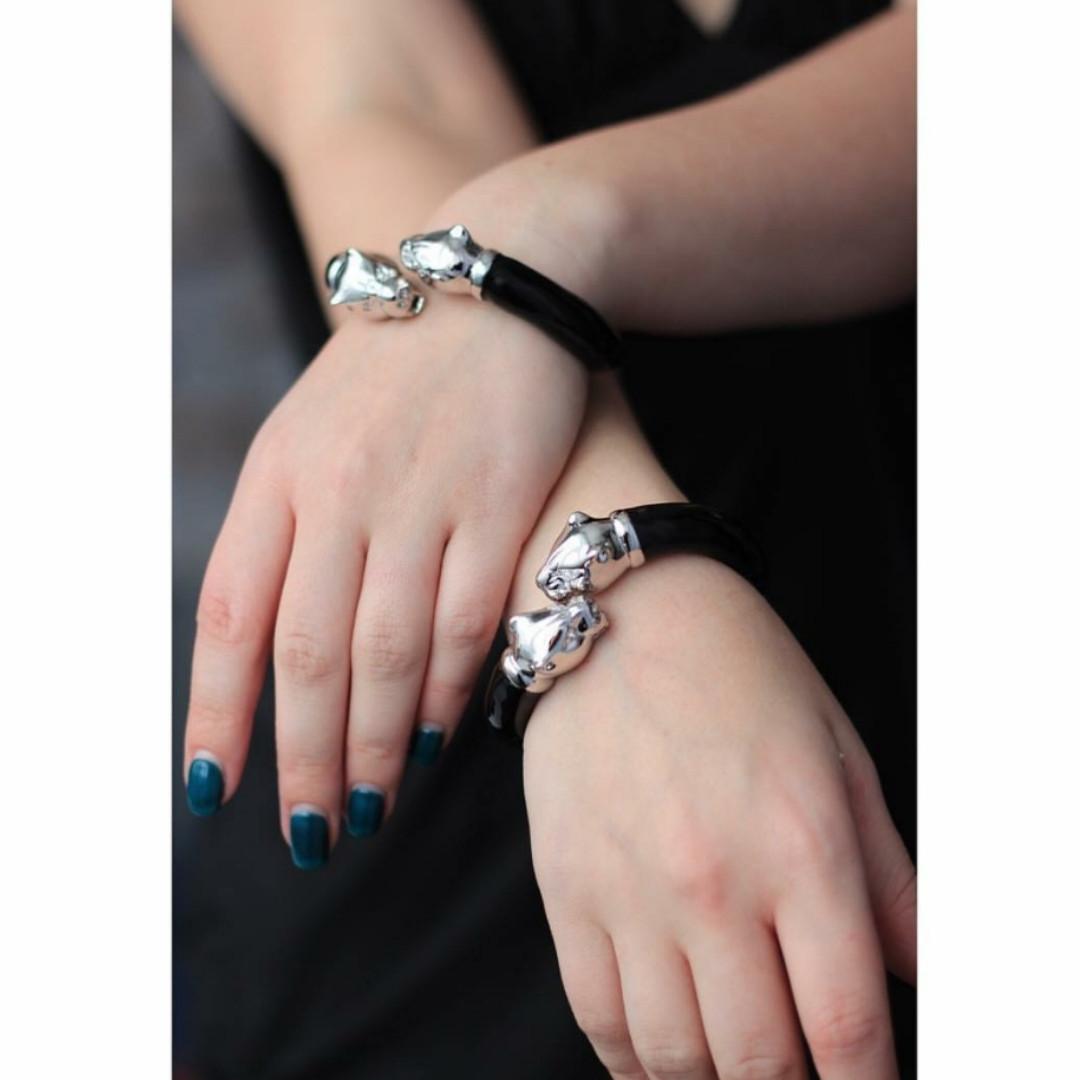 Эксклюзивный браслет Пантера- на заказ