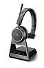 Беспроводная гарнитура Poly Plantronics Voyager 4210 Office, 2-way Base, MS Teams, USB-A (214002-05)