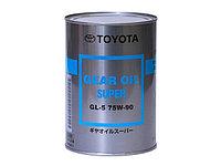 Трансмиссионное масло для Toyota HYPOID 75w90 GL-5 08885-02106 1 литр, фото 1