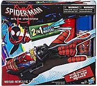 Перчатка Человека-паука стреляющая паутиной