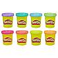 Набор пластилина Play-Doh - Неон, 8 цветов, фото 2