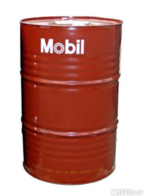 Редукторное масло MOBILGEAR 600 XP220, Бочка 208л,  Дата производства Finland:07/16 до:07/26, остаток 2 шт.