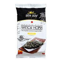 Sen Soy Чипсы Нори Original 4,5 гр