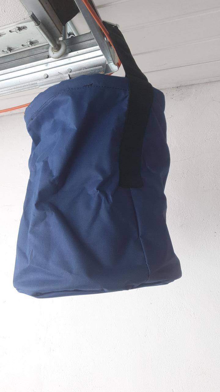 Safe Synthetic Bucket 100 lbs 380mm Безопасное монтажное ведро 380мм