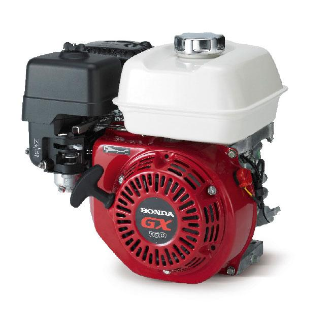 Бензиновый двигатель HONDA GX160UT2 WMB0-OH