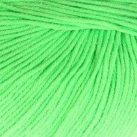 Пряжа 'Baby Cotton' 60 хлопок, 40 акрил 165м/50гр (3427 неж. зелёный) (комплект из 5 шт.)