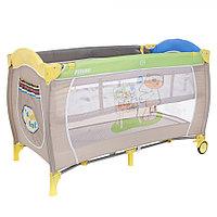 Манеж-кровать Pituso Granada Мишки P613 Bear