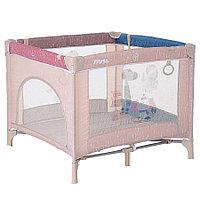 Кроватка манеж Pituso Aria Жираф P618-MIX04