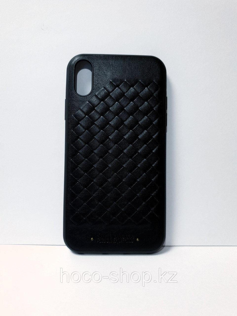 Кожаный чехол Santa Barbara Polo iPhone XR