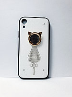 Чехол Chanel с кольцом iPhone XR