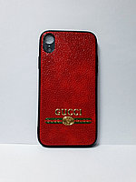 Чехол Gucci гель iPhone XR