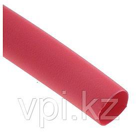 Термоусадочная трубка - белая,  2/1мм., 1м. REXANT Красный