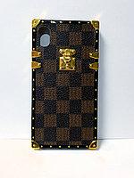 Противоударный чехол Louis Vuitton iPhone XR