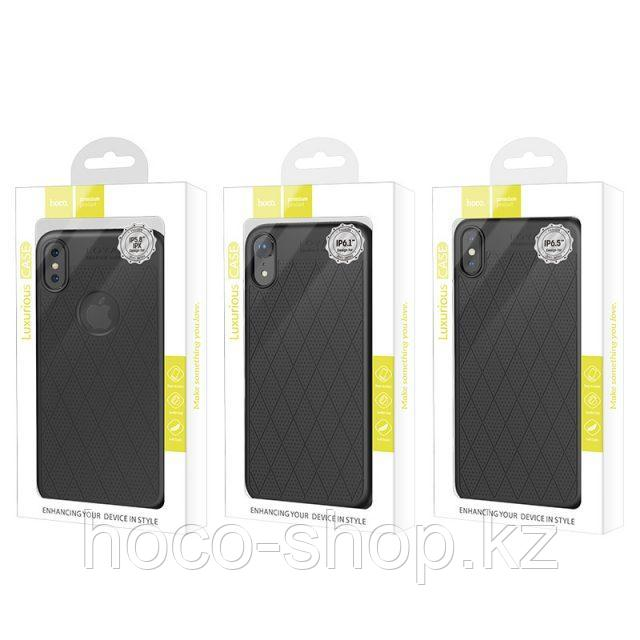 Чехол гель Hoco iPhone XR - фото 4