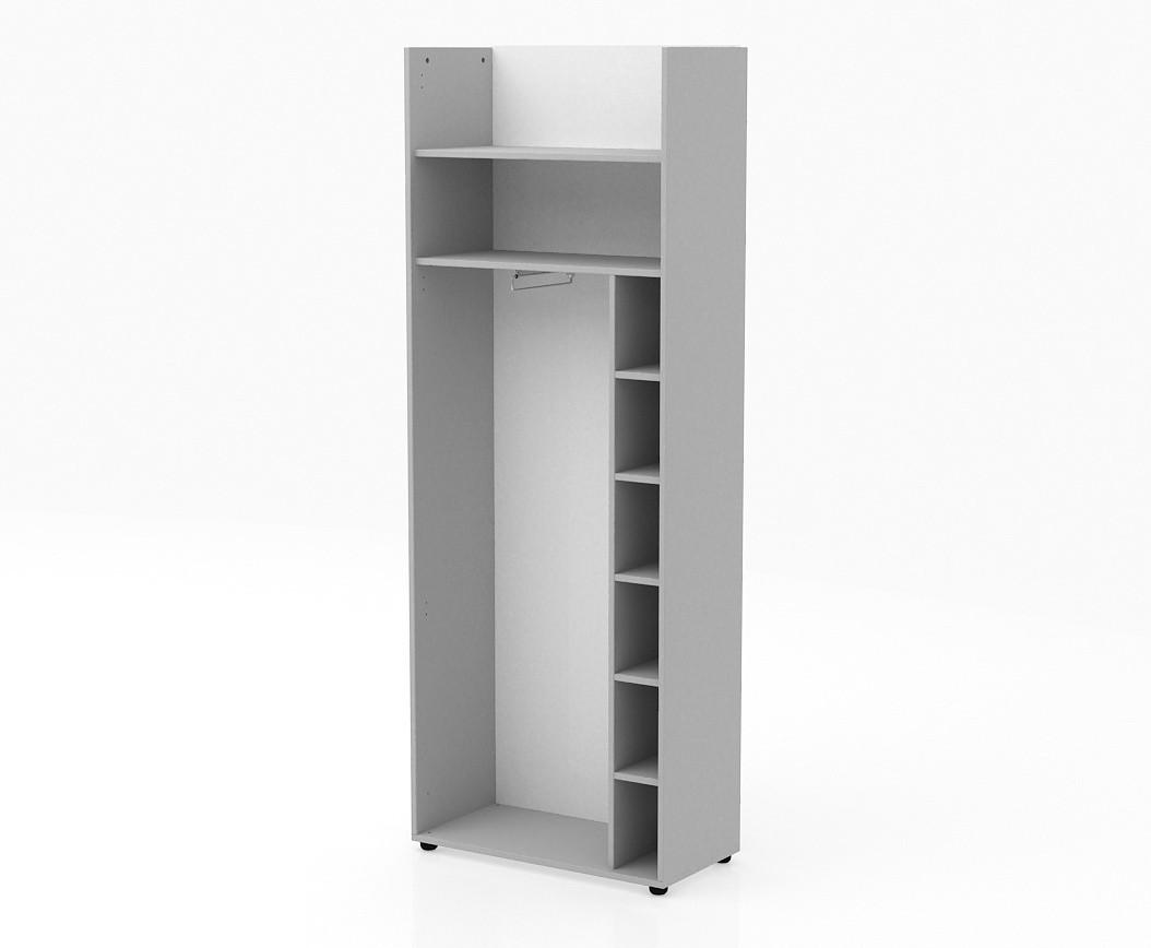 Шкаф гардероб ТН950/2+ТНТ80/2+ТНД62, ТН952/2+ТНТ80Г/1+ТНД62