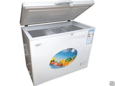 Холодильник-морозильник  ORION  BD -108L серый (сундук)