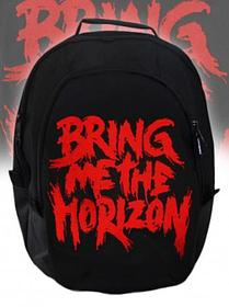 "Рюкзак с группой ""Bring me the horizon"""