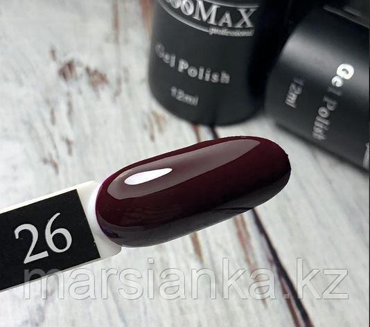 Гель лак BlooMax №26 с ароматом клубники, 12 мл, фото 2