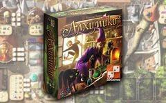 Настольная игра Алхимики