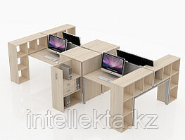Компоновка коллекции мебели ТИТАН