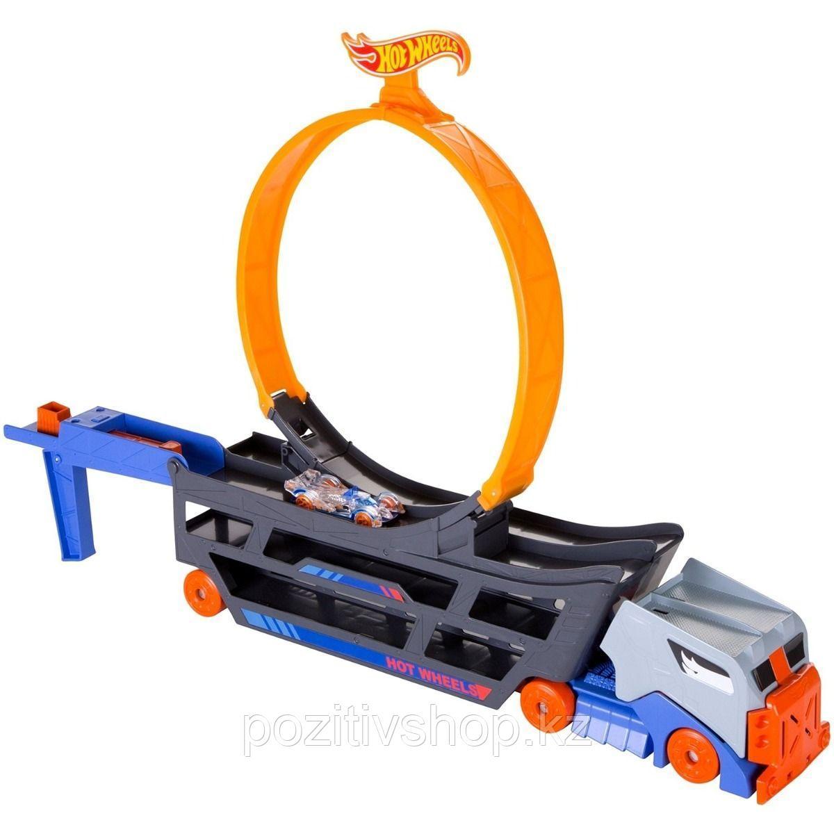 Автовоз-трансформер Hot Wheels Basic - фото 1