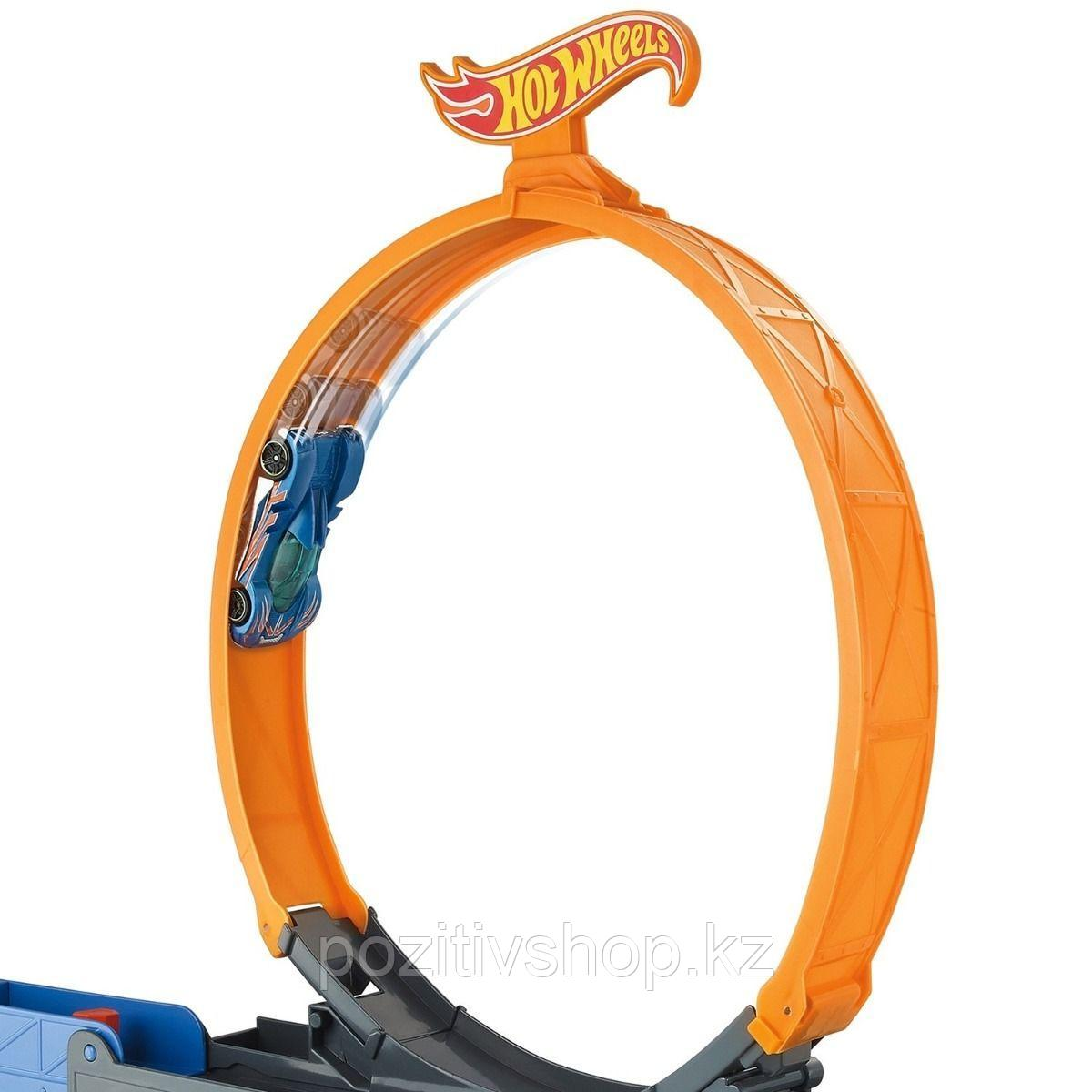 Автовоз-трансформер Hot Wheels Basic - фото 6