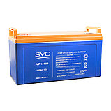 SVC VP12100 Батарея Свинцово-кислотная 12В 100 Ач Размер в мм.: 235*173*406, фото 2